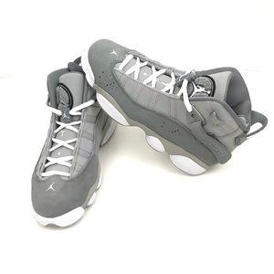 official photos 1538d e504d Air Jordan Shoes - Jordan   6 rings gray GS sneaker kids